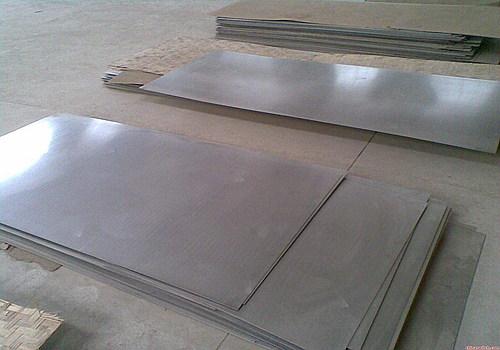 Titanium target Plates