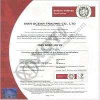 XOT passed ISO9001: 2015 quality management system evaluation